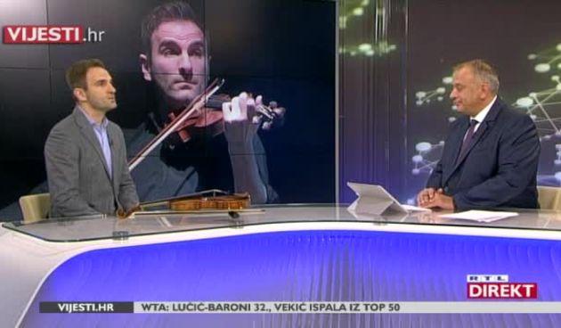 """IZ MEDIJA: """"Stefan Milenkovich i Zagrebački solisti oduševili Zagrebačku, Varaždinsku i Opatijsku publiku"""""""