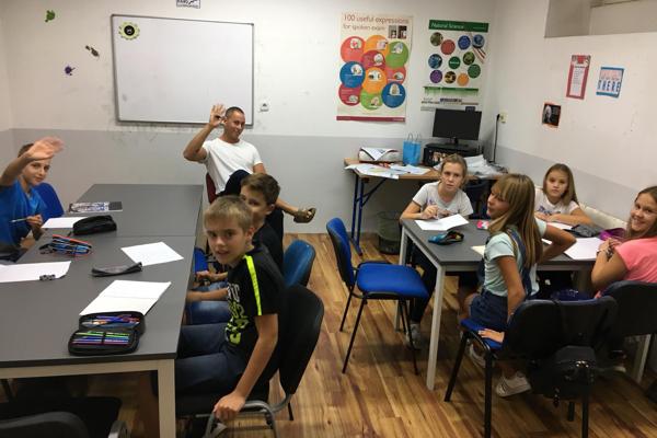 Najbolji engleski za djecu Zagreb