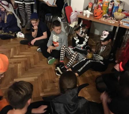 Halloween Zabava Zagreb Djeca 2018