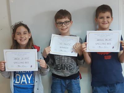 spelling bee zagreb natjecanje slovkanja