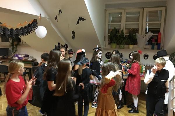 Halloween Party Za Djecu Zagreb