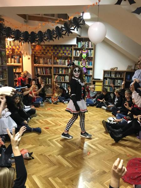 Halloween zabava za djecu u Zagrebu