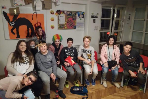 Halloween Zabava Srednjoskolci Zagreb