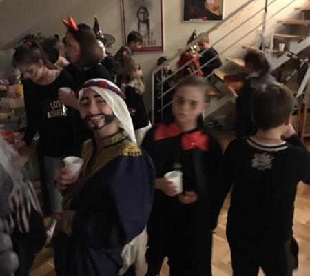Halloween Zabava Zagreb Djeca