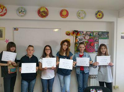 Održano prvo natjecanje u sricanju – Spelling bee