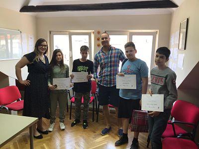 Spelling Bee Zagreb